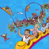 The JET Coaster Website Banner